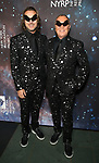 "Lance LePere and Michael Kors attends Bette Midler's New York Restoration Project hosts the 22nd Annual Hulaween Event ""Hulaween in the Cosmos"" at St. John the Divine on October 29, 2018 in New York City."