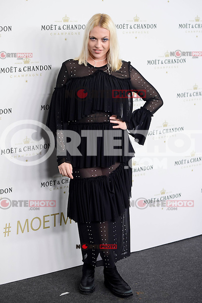 """Daniela Blume attends to the Moet & Chandom party """"New Year's Eve"""" at Florida Retiro in Madrid, Spain. November 29, 2016. (ALTERPHOTOS/BorjaB.Hojas) /NORTEPHOTO.COM"""