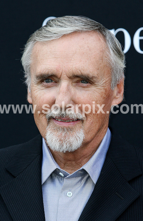 **ALL ROUND PICTURES FROM SOLARPIX.COM**.**WORLDWIDE SYNDICATION RIGHTS**.Arriving at the Serpentine Gallery summer party in London's Hyde Park 11th July 2007..This pic: Dennis Hopper..JOB REF: 4261  SSD     DATE: 12_07_2007.**MUST CREDIT SOLARPIX.COM OR DOUBLE FEE WILL BE CHARGED* *UNDER NO CIRCUMSTANCES IS THIS IMAGE TO BE REPRODUCED FOR ANY ONLINE EDITION WITHOUT PRIOR PERMISSION*