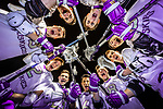 The 2019 University of Washington men's lacrosse team photo on January 31, 2019. (Photography by Scott Eklund/Red Box Pictures)