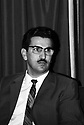 Iraq 1971.Bagdhad: Sami Abdul Rahman, minister for northern affairs