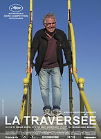 On the Road in France (2018) <br /> (La traversee)<br /> POSTER ART<br /> *Filmstill - Editorial Use Only*<br /> CAP/MFS<br /> Image supplied by Capital Pictures