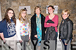 Dancing at Lughnasa: Attending the St. John's Teen Drama Groups presentation of Dancing at Lughnasa in St. John Arts Centre, Listowel on Saturday night last were Kate & Saoirse Redmond, Betty & Bianca Beasley & Pauline Redmond.