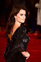 www.acepixs.com<br /> <br /> November 2 2017, London<br /> <br /> Penelope Cruz arriving at the world premiere of 'Murder On The Orient Express' at the Royal Albert Hall on November 2, 2017 in London, England.<br /> <br /> By Line: Famous/ACE Pictures<br /> <br /> <br /> ACE Pictures Inc<br /> Tel: 6467670430<br /> Email: info@acepixs.com<br /> www.acepixs.com