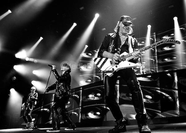 LAS VEGAS, NV - May 13, 2016: ***HOUSE COVERAGE*** Scorpions at The The Joint at Hard Rock Hotel & Casino in Las vegas, NV on May 13, 2016. Credit: Erik Kabik Photography/ MediaPunch