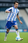 GLASGOW, SCOTLAND - JANUARY 28:  Kilmarnock's Manuel Pascali during the Scottish Communities Cup Semi Final match between Ayr United and Kilmarnock at Hampden Park on January 28, 2012 in Glasgow, United Kingdom. (Photo by Rob Casey/Getty Images).