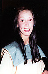 Shelley Duvall attends the Opening of 'Camelot' at the New York State Theatre on July 8, 1980 in New York City.