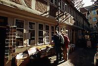 Deutschland, Hamburg-Neustadt, Krameramtsstuben