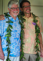 Mike and Rick's Wedding in Kalapana/Ophikao - Big Island Hawaii with Noel Morata Photography