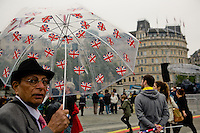 queen's jubilee celebrations, london