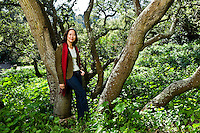Michelle Chan pictures: Executive portrait photography of Michelle Chan of Friends of the Earth by San Francisco corporate photographer Eric Millette