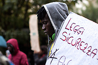 09.11.2019 - Aboliamo Le Leggi Sicurezza - Let's Abolish The Security Laws, National Demo in Rome