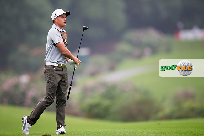 during the WGC-HSBC Champions, Sheshan International GC, Shanghai, China PR.  27/10/2016<br /> Picture: Golffile | Fran Caffrey<br /> <br /> <br /> All photo usage must carry mandatory copyright credit (&copy; Golffile | Fran Caffrey)