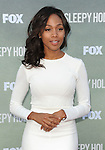 Nicole Beharie at the Sleepy Hollow Special Screening held at the Hollywood Forever Cemetery Los Angeles, CA. June 2, 2014.