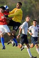 2007 Nike Friendlies, IMG Academies, Bradenton, Fla..USMNT U17 vs Russia.