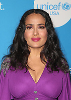 BEVELY HILLS, CA - APRIL 14: Salma Hayek Pinault at the Seventh Biennial UNICEF Ball Los Angeles at The Beverly Wilshire Hotel in Beverly Hills, California on April 14, 2018. <br /> CAP/MPIFS<br /> &copy;MPIFS/Capital Pictures