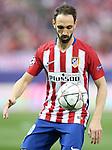 Atletico de Madrid's Juanfran Torres during Champions League 2015/2016 Semi-Finals 1st leg match. April 27,2016. (ALTERPHOTOS/Acero)