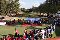in action during the final round of the Magical Kenya Open, Karen Country Club, Nairobi, Kenya. 17/03/2019<br /> Picture: Golffile | Phil Inglis<br /> <br /> <br /> All photo usage must carry mandatory copyright credit (&copy; Golffile | Phil Inglis)