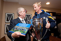 Ray McManus and Leo Cullen