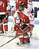 Jeff Foss (RPI - 7) - The visiting Rensselaer Polytechnic Institute Engineers tied their host, the Northeastern University Huskies, 2-2 (OT) on Friday, October 15, 2010, at Matthews Arena in Boston, MA.