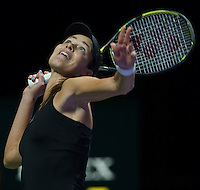ANA IVANOVIC (SRB)<br /> <br /> The BNP Paribas WTA Finals 2014 - The Sports Hub - Singapore - WTA  2014  <br /> <br /> 22 October 2014<br /> <br /> &copy; AMN IMAGES