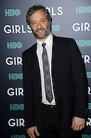 www.acepixs.com<br /> February 2, 2017  New York City<br /> <br /> Judd Apatow attending the New York premiere of the sixth &amp; final season of 'Girls' at Alice Tully Hall, Lincoln Center on February 2, 2017 in New York City.<br /> <br /> Credit: Kristin Callahan/ACE Pictures<br /> <br /> <br /> Tel: 646 769 0430<br /> Email: info@acepixs.com