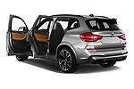Car images of 2020 BMW X3 M-Competition 5 Door SUV Doors