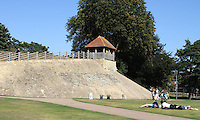 Bedford, UK - The Castle Mound -  A selection of views of the county town of Bedford, England - 15th September 2012..Photo by Keith Mayhew