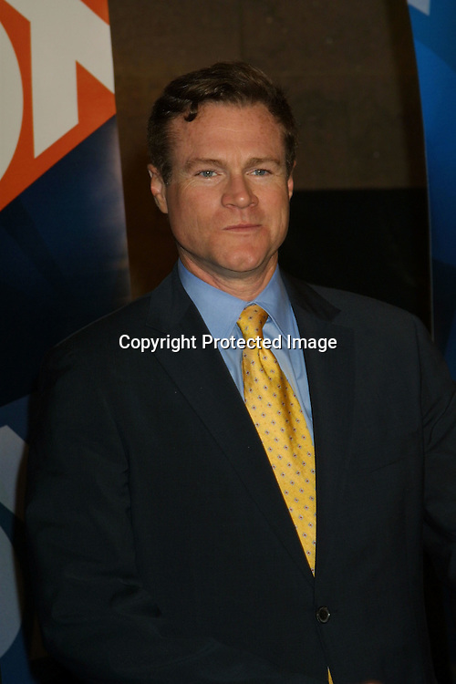 ©2003 KATHY HUTCHINS / HUTCHINS PHOTO.FOX TV UPFRONTS - FALL 2003 SEASON.NEW YORK CITY, NY.MAY 15, 2003..DAVID KEITH