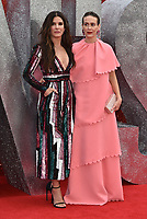 SANDRA BULLOCK, SARAH PAULSON<br /> &quot;Ocean's 8&quot; European film premiere in Leicester Square, London, England on June 13, 2018<br /> CAP/Phil Loftus<br /> &copy;Phil Loftus/Capital Pictures /MediaPunch ***NORTH AND SOUTH AMERICAS ONLY***