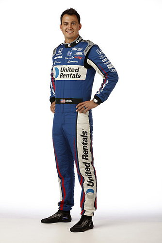 2018 IndyCar Media Day - Driver portraits<br /> Phoenix Raceway, Avondale, Arizona, USA<br /> Wednesday 7 February 2018<br /> Graham Rahal, Rahal Letterman Lanigan Racing Honda<br /> World Copyright: Michael L. Levitt<br /> LAT Images<br /> ref: Digital Image