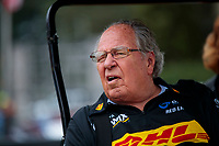 Sep 14, 2019; Mohnton, PA, USA; NHRA top fuel team owner Connie Kalitta during qualifying for the Reading Nationals at Maple Grove Raceway. Mandatory Credit: Mark J. Rebilas-USA TODAY Sports