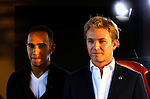 Lewis Hamilton (GBR), Mercedes GP - Nico Rosberg (GER), Mercedes GP<br /> for the complete Middle East, Austria &amp; Germany Media usage only!<br />  Foto &copy; nph / Mathis