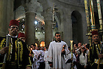 Easter Sunday at the Church of the Holy Sepulchre
