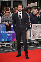 "Bill Heck<br /> arriving for the London Film Festival screening of ""The Ballad of Buster Scruggs"" at the Cineworld Leicester Square, London<br /> <br /> ©Ash Knotek  D3438  12/10/2018"
