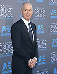 Michael Keaton<br />  attends The 20th ANNUAL CRITICS&rsquo; CHOICE AWARDS held at The Hollywood Palladium Theater  in Hollywood, California on January 15,2015                                                                               &copy; 2015 Hollywood Press Agency