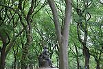 Central Park in Manhattan