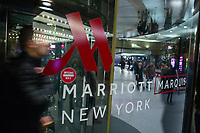 Marriott hotel chain suffered data breach affecting customers worldwide