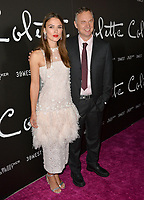 LOS ANGELES, CA. September 14, 2018: Keira Knightley &amp; Wash Westmoreland at the premiere for &quot;Colette&quot; at The Academy's Samuel Goldwyn Theatre.<br /> Picture: Paul Smith/Featureflash