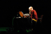 Keith Fullerton Whitman performing at the Electronica en abril festival  in Madrid 2012