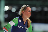 SPEED SKATING: STAVANGER: Sørmarka Arena, 31-01-2016, ISU World Cup, 3000m Ladies Division A, Irene Schouten (NED), ©photo Martin de Jong