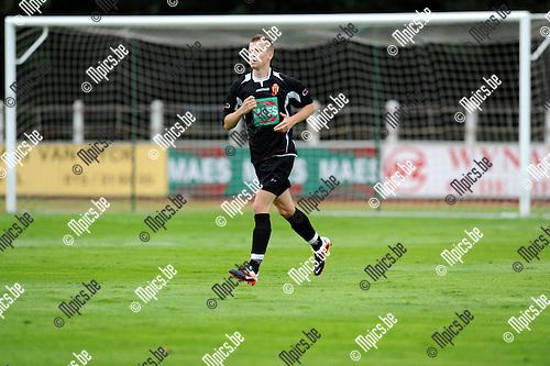 2012-07-18 / Voetbal / seizoen 2012-2013 / Bornem / Axel Hermans..Foto: Mpics.be