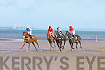 Action from Asdee at the races on Littor Strand last Sunday afternoon.