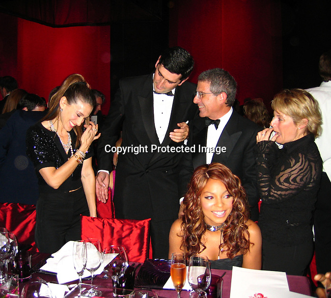 Sarah Jessica Parker, Ashanti<br />