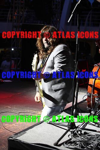 TESLA, LIVE, MONSTERS OF ROCK CRUISE, 2014, NEIL ZLOZOWER
