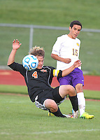 Boys Soccer vs. Broad Ripple SECTIONAL 10-6-14