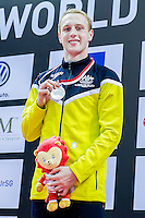 WILSON Matthew AUS<br /> 200 Breaststroke Men Final Silver Medal<br /> Day04 28/08/2015 - OCBC Aquatic Center<br /> V FINA World Junior Swimming Championships<br /> Singapore SIN  Aug. 25-30 2015 <br /> Photo A.Masini/Deepbluemedia/Insidefoto