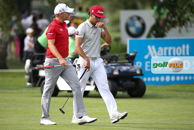 James Morrison (ENG) has the measure of the field during Round Three of the 2015 BMW International Open at Golfclub Munchen Eichenried, Eichenried, Munich, Germany. 27/06/2015. Picture David Lloyd | www.golffile.ie