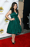 HOLLYWOOD, CA. - August 16: Actress America Ferrera   arrives at the third annual Hot in Hollywood held at Avalon on August 16, 2008 in Hollywood, California.
