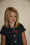 """Lucy Merriam """"Emma Lavery"""" attends All My Children Fan Luncheon on September 13, 2009 at the New York Helmsley Hotel, NYC, NY. (Photo by Sue Coflin/Max Photos)"""
